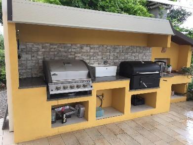 Best Cucina Esterna In Muratura Images - Lepicentre.info ...